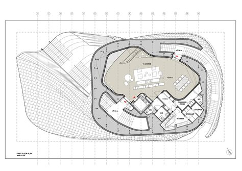 Pavilion Floor Plans gallery of vanke pavilion milan expo 2015 daniel