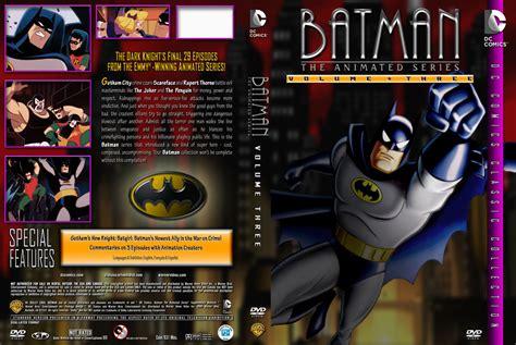Tas Lomberg Handmade Indo Cover batman tas volume 3 custom dvd cover by superman3d on deviantart