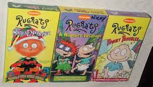 Viewing gallery for rugrats christmas vhs