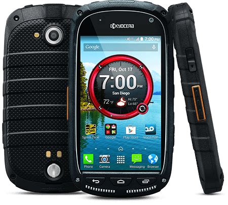 kyocera rugged smartphone torquext rugged smartphone by kyocera