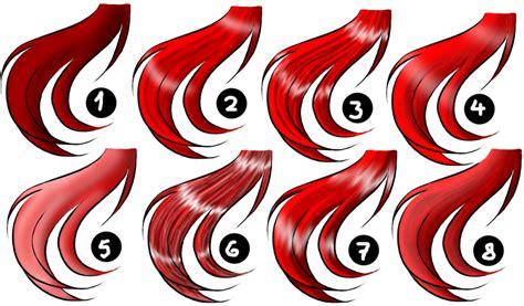 hair coloring styles hair coloring styles by natsu ko on deviantart