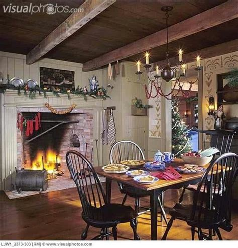 beautiful fireplace country primitive rooms pinterest primitive colonial christmas mantle colonial christmas