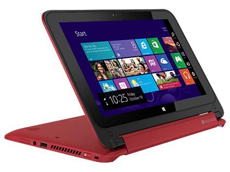 laptop hp pavilion x360 11t touch spesifikasi dan harga