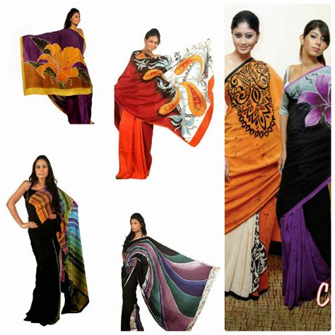 Wijaya Blouse modern sri lankan saree blouse designs and design ideas