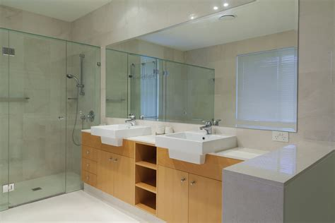 how to install a frameless bathroom mirror custom mirrors boca raton fort lauderdale office yachts