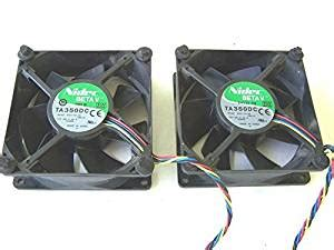 nidec ta350dc cooling fan amazon com lot of 2 nidec beta v ta350dc computer cooling