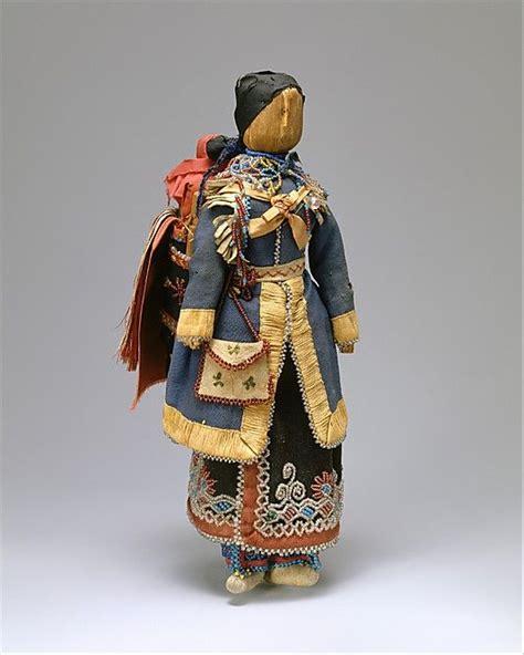 iroquois corn husk dolls history doll seneca 1870 80 american dolls
