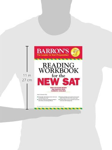 barron s math workbook for the new sat 6th edition barron s sat math workbook 46 barron s reading workbook for the new sat