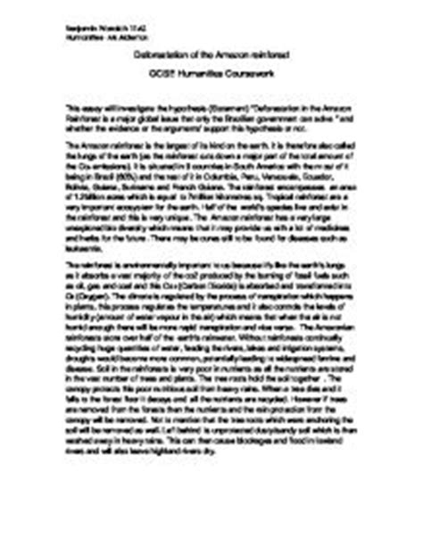 Deforestation Essay by Essay Deforestation Essays On Deforestation Cause And Effect Deforestation Essay Deforestation