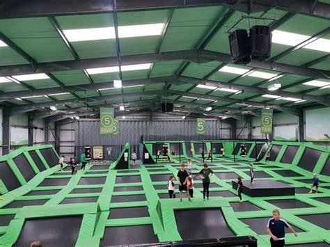 hangar  trampoline park soft play centre
