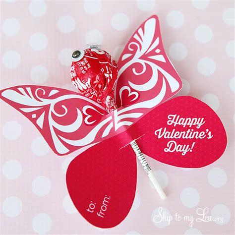 valentine s day crafts skip to my lou butterfly printable valentine skip to my lou