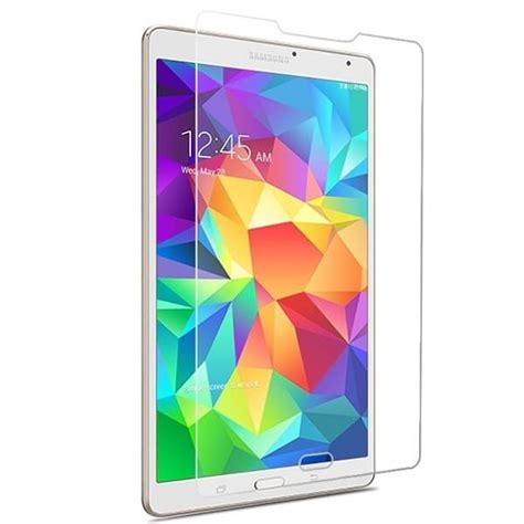 Nuglas Tempered Glass Samsung Galaxy Tab S 8 4 Original Anti Gores Hp premium tempered glass protector samsung galaxy