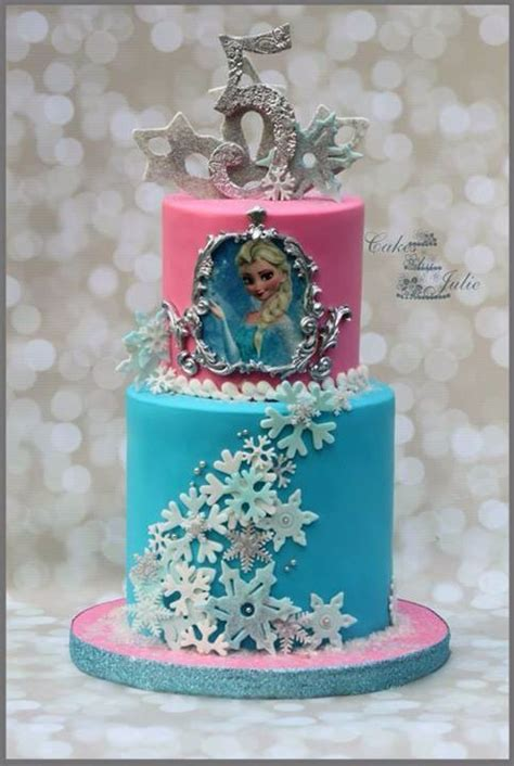 disneys frozen cakes images  pinterest birthday cakes birthdays  conch fritters