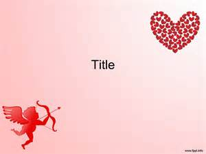 Free Valentines Templates by Free Powerpoint Templates For S Day