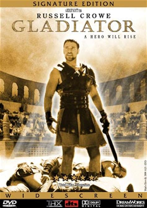 gladiator film list picture of gladiator
