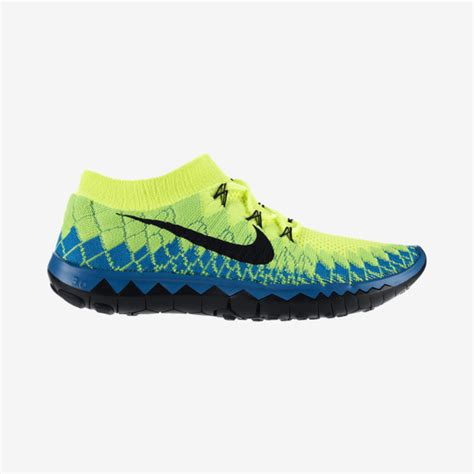 nike knit fit shoes nike free 3 0 flyknit shoes as a sock by en