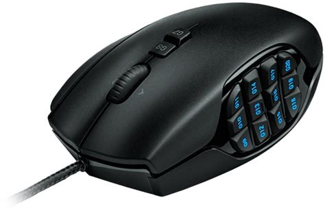 Logitech G600 Mmo Gaming Mouse mmo gaming mouse g600 logitech