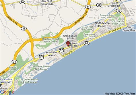 map of myrtle myrtle real estate and market trends