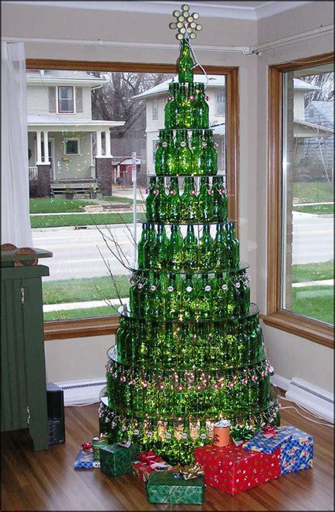 beer bottle christmas tree bottle tree jokes