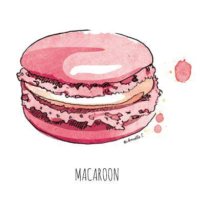 Look What They Are Doing To Macaron by Macaron Sketch Macaroons So And Pink