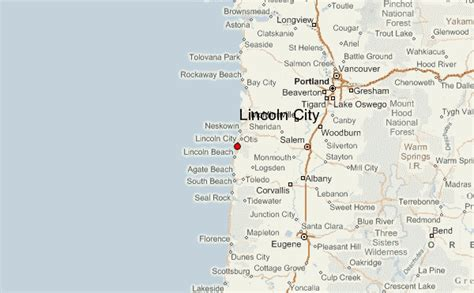 lincoln city or county image gallery lincoln city map