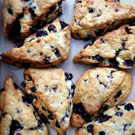 best scone best blueberry scones livin the pie livin the