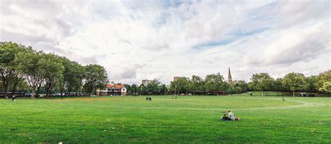 paddington recreation ground  venue  london