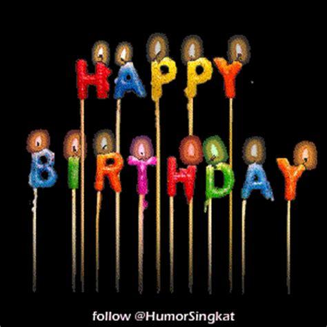 Lilin Ulang Tahun Happy Birthday Kue Tart Ulang Tahun Unik Lucu 4 Lilin Ulang Tahun