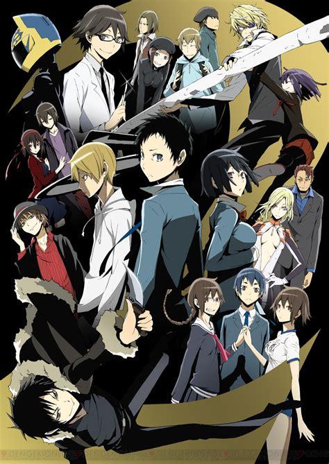 cuatro das de enero 8401336643 durarara 215 2 estar 225 dividida en tres temporadas de anime que se emitir 225 n en enero de 2015 julio
