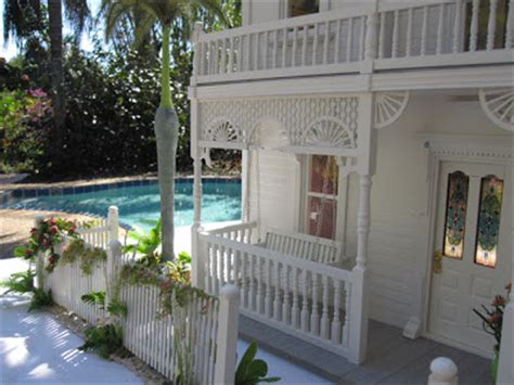doll house ft lauderdale dollhouses by robin carey the key west island paradise home 2