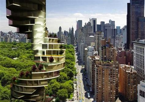 sustainable apartment design beautiful skyscrapers adorned with green roofs ecofriend