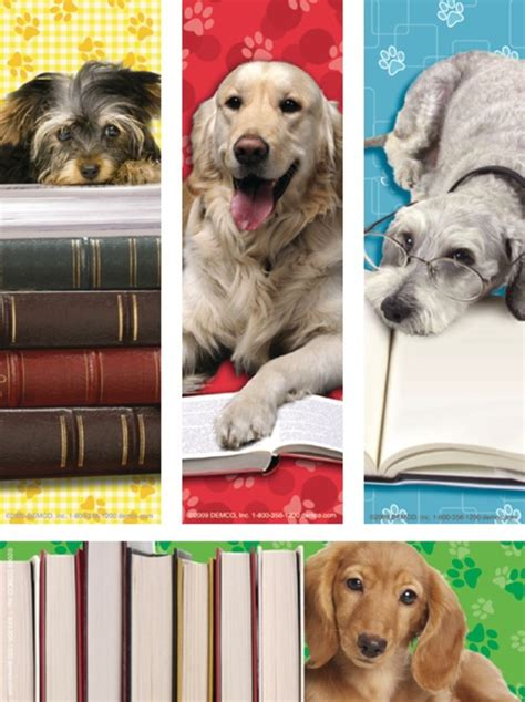 printable bookmarks of dogs dog bookmarks bookmarks pinterest