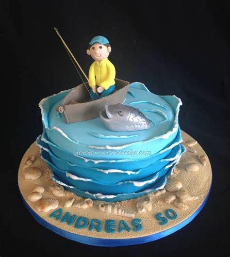 fishing boat cake tutorial 17 best images about angler j 228 ger on pinterest boat
