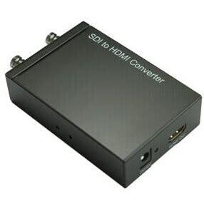 Saintholly Hdmi To Dual Sdi Converter St 901 saintholly dual sdi to hdmi converter st 902 black jakartanotebook