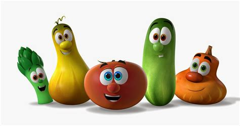 veggietales in the house lille punkin 6 things you didn t know about veggietales