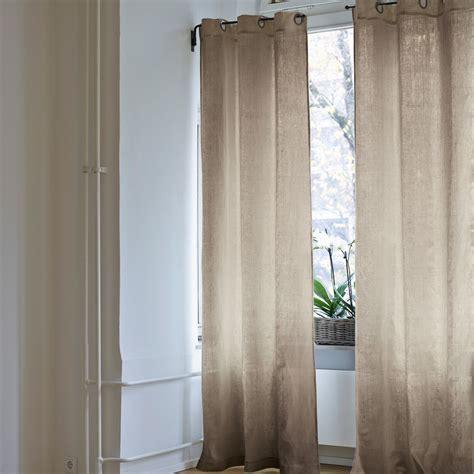 leinen gardinen gardine salinas leinen loberon