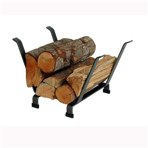 enclume log basket firewood rack