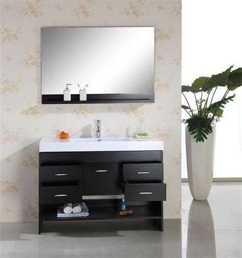30 Excellent Modern Contemporary Bathroom Vanities Modern Contemporary Bathroom Vanities