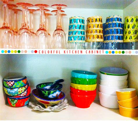 colorful kitchen cabinets colorful kitchen cabinet the jungalowthe jungalow