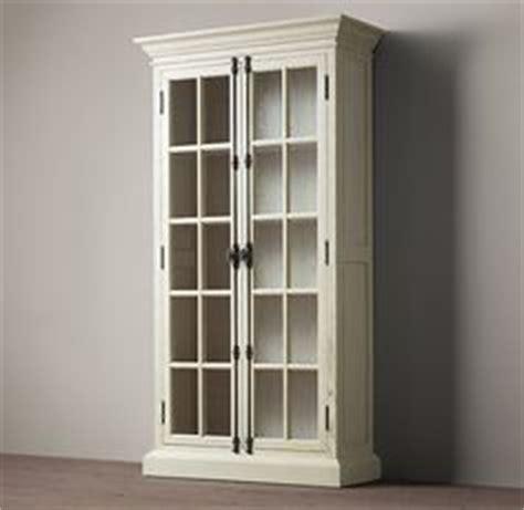 restoration hardware french panel double door cabinet french casement sideboard hutch restoration hardware
