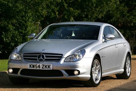 Used Mercedes Prices by Mercedes Cls Amg From 2005 Used Prices Parkers