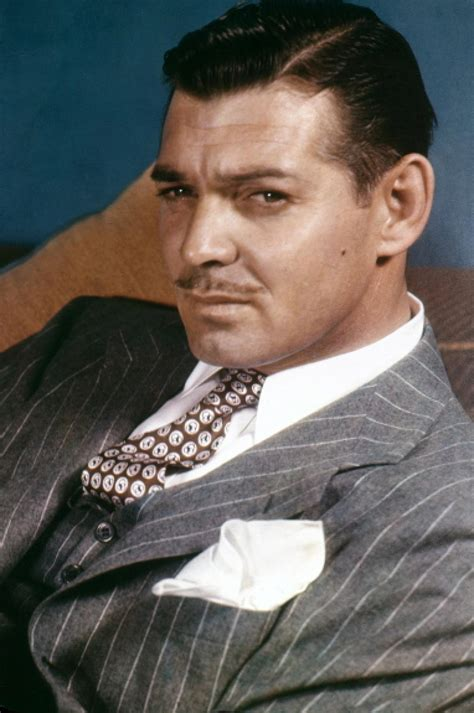 clark gable clark gable 1938 photos news rare color celebrity