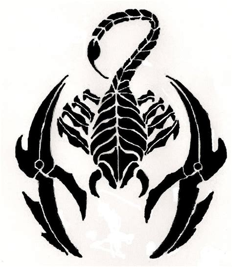 scorpion by jcunningham2 on deviantart