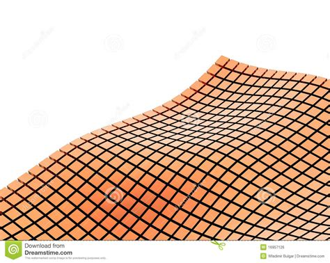 17172 Black White Grid L Xl Blue Xl Sale Dress wave grid stock illustration image of grid blue color