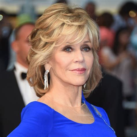 what hair prices does jayne fonda use jane fonda flies jet to protest oil drilling