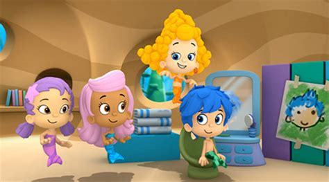 bubble guppies good hair day ep 40 good hair day