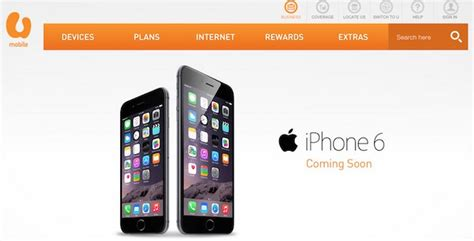 iphone u mobile u mobile to start bundling the iphone 6 and iphone 6 plus soon lowyat net