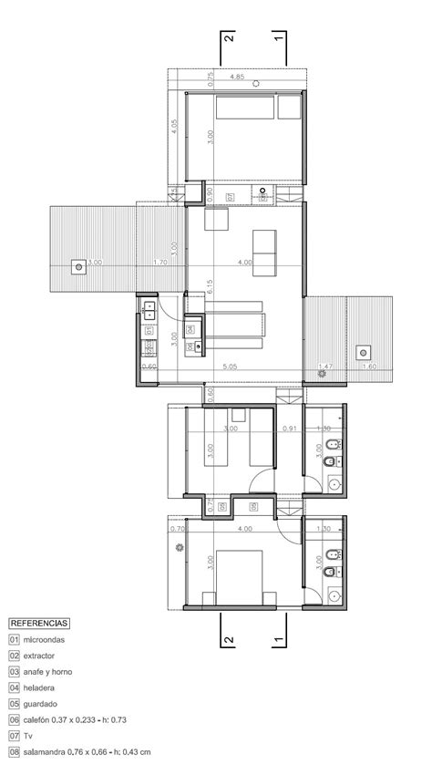 av house floor plans gallery of av house bak architects 15