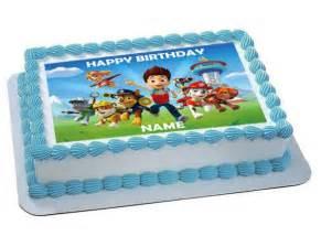 festa tema paw patrol torta cialda blogmamma blogmamma