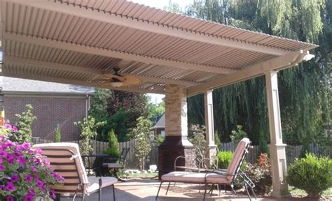 Patio Covers With Adjustable Louvers Adjustable Louvered Patio Cover Aztec Enclosures Sunrooms